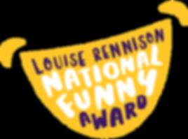 Louise Rennison National Funny Award Log