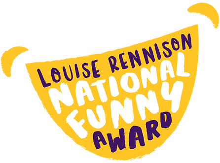 Louise Rennison National Funny Award Log