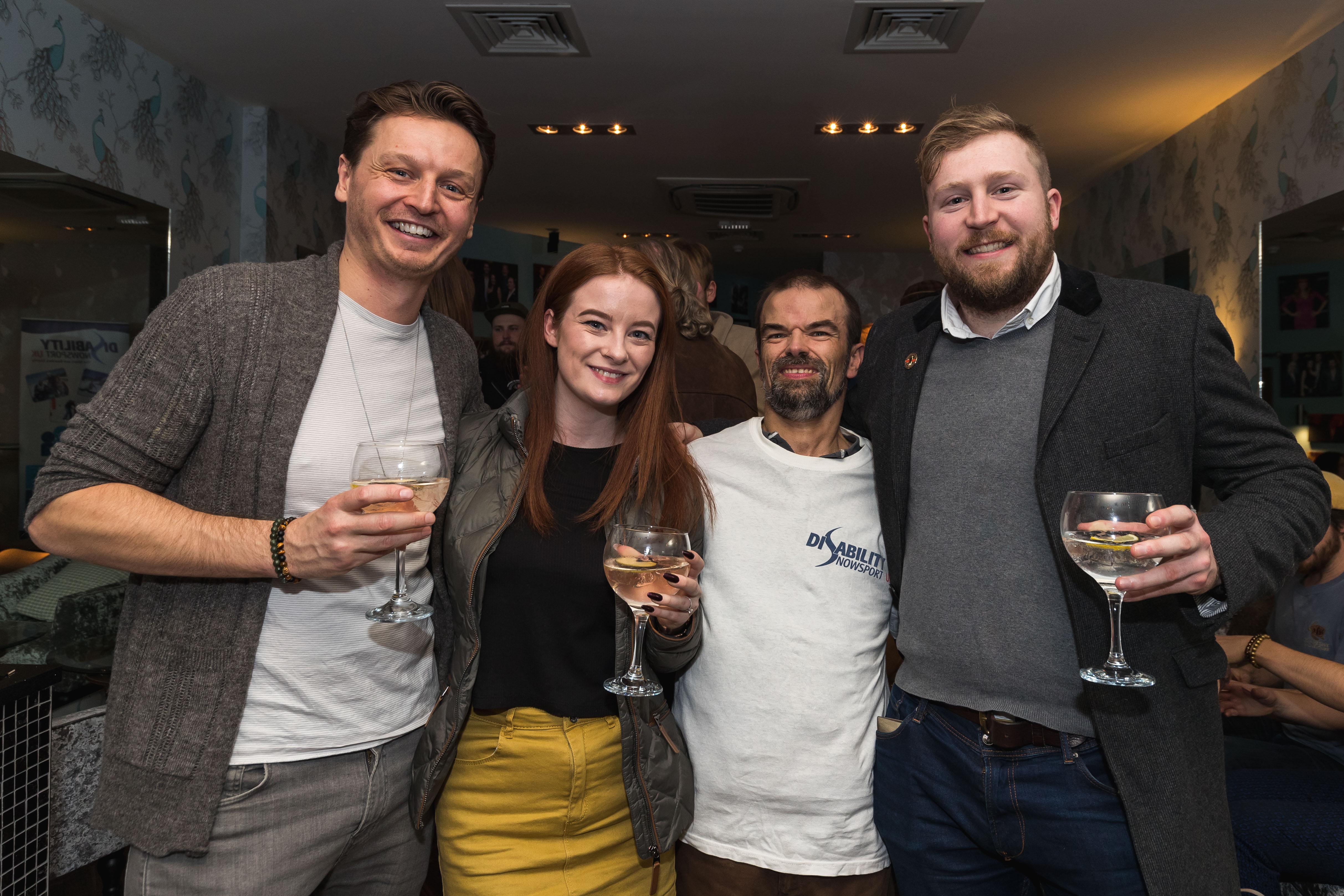 All In Edinburgh 2018