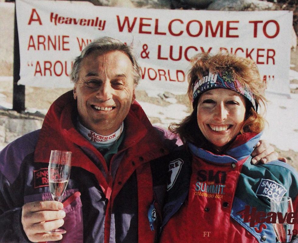 Ski The World Premiere