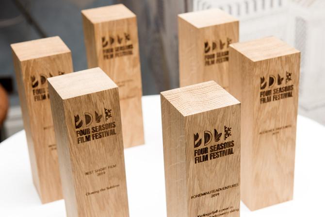 Festival Award Winners 2020