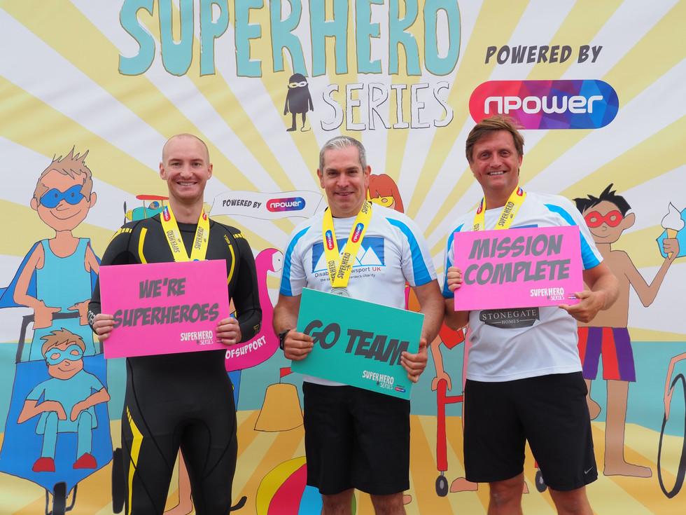 Superhero Success