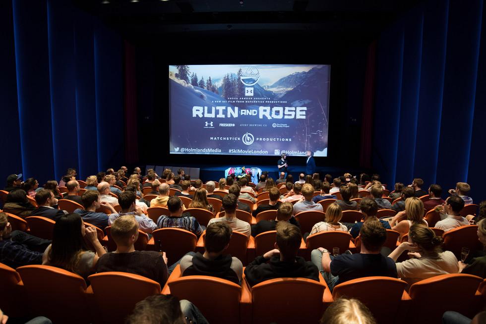 Ruin and Rose UK film premiere