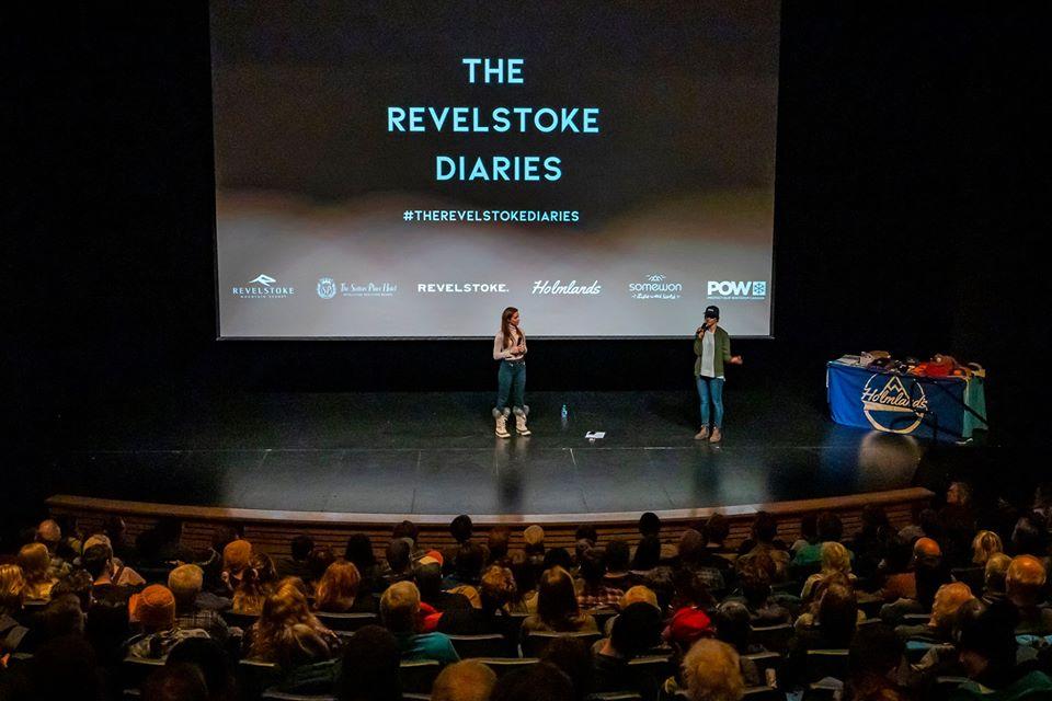 The Revelstoke Diaries World Premiere