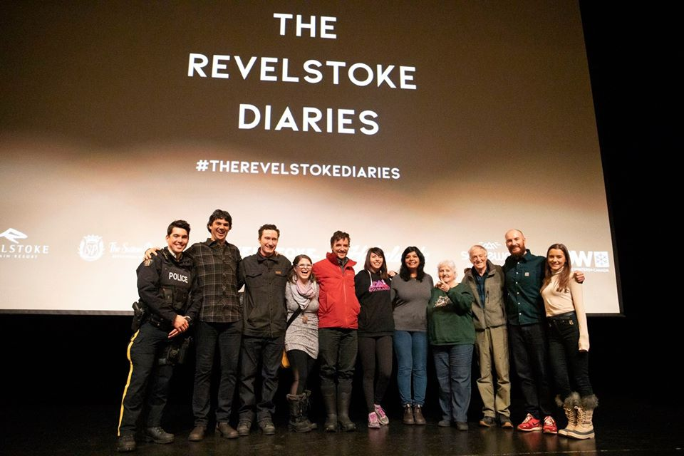 The Revelstoke Diaries
