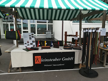 Marktstand Kleinsteuber GmbH
