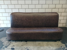Sitzbank Leder gebraucht neu