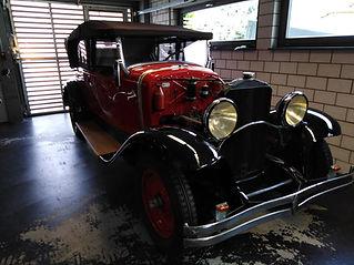 Fiat Oldtimer Verdeck und Steckfenster anfertigen lassen