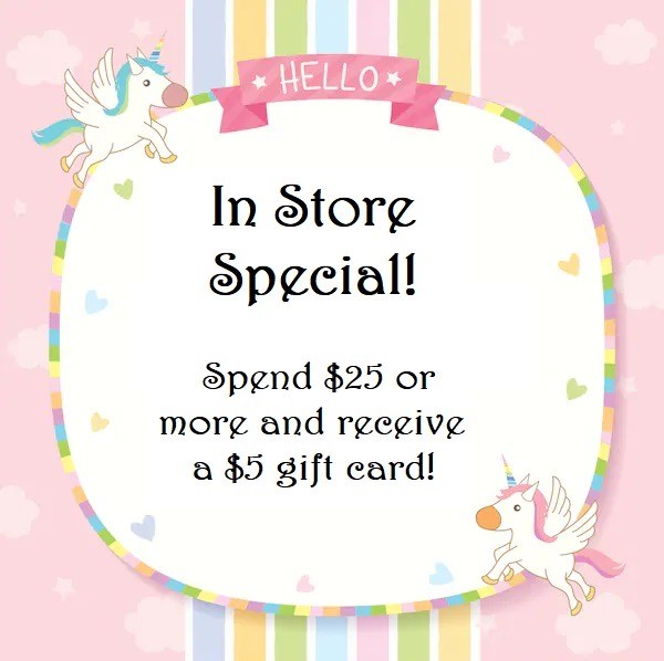 In-Store Special