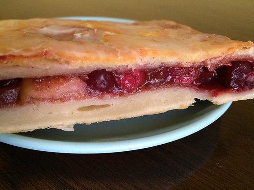 Apple Cranberry Kringle