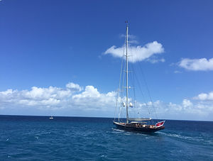 sailboat, yacht