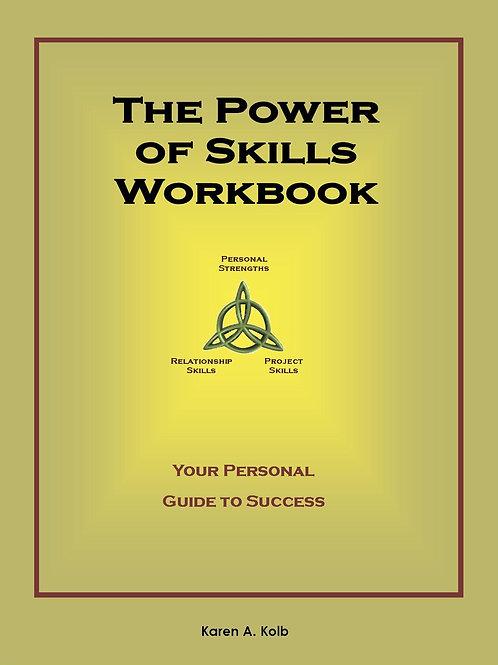 The Power of Skills Workbook