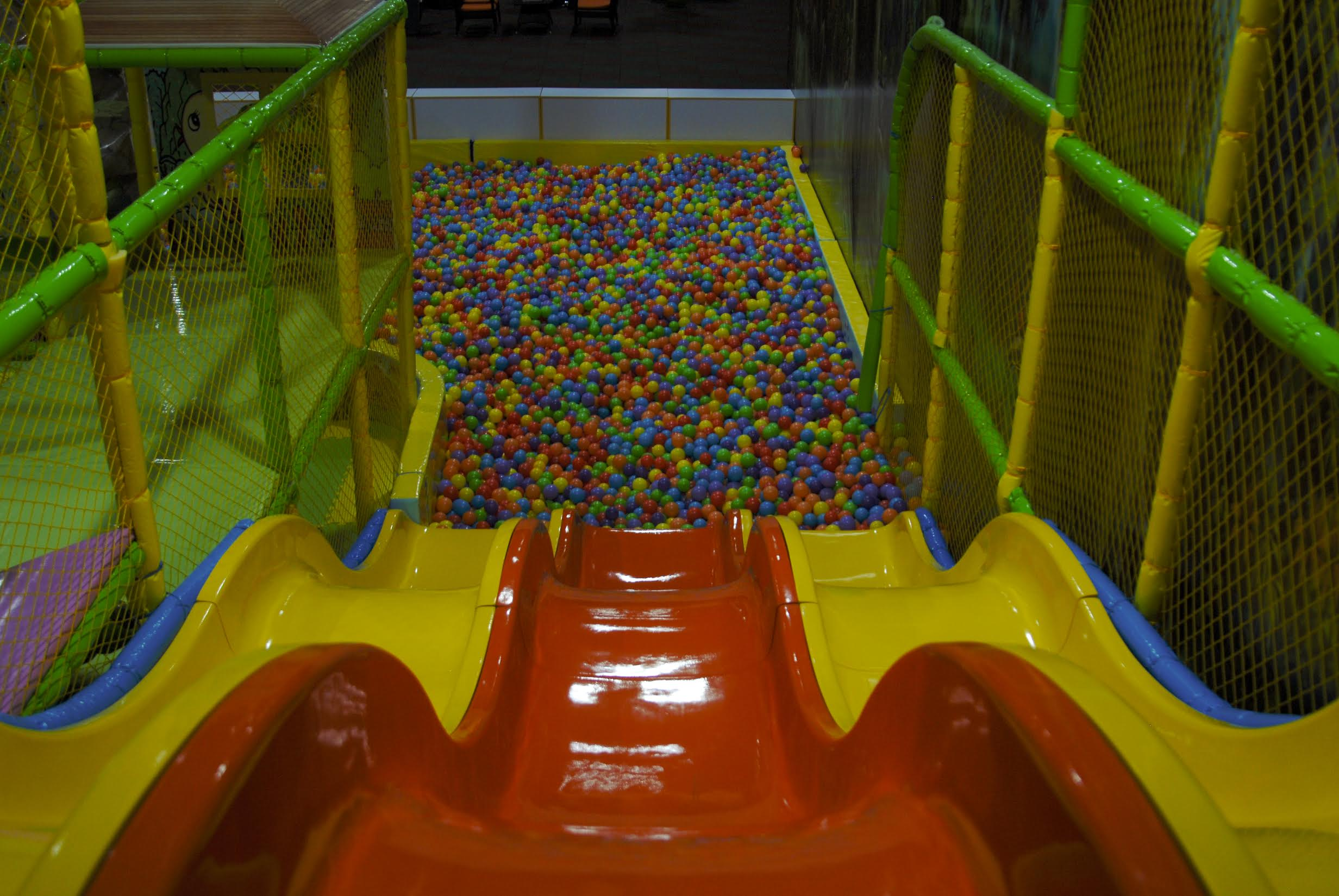 Kid's Ball Pit