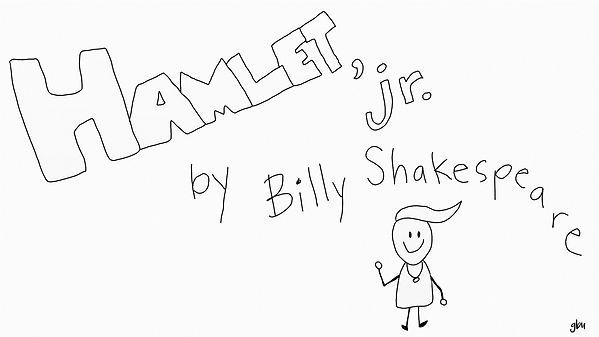 Hamlet Jr - #1