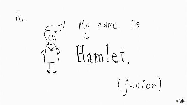 Hamlet Jr -  #2