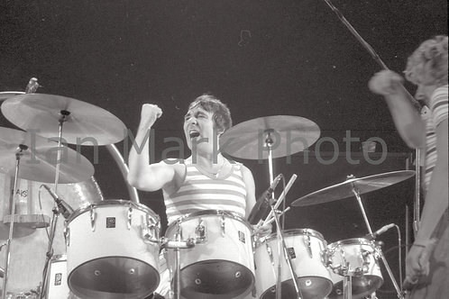 The Who 8 X 12 Photo