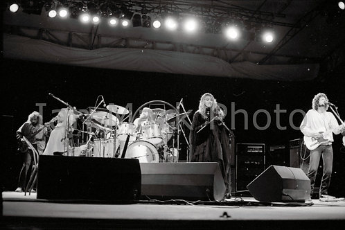 Fleetwood Mac 8X12 Photo 1977