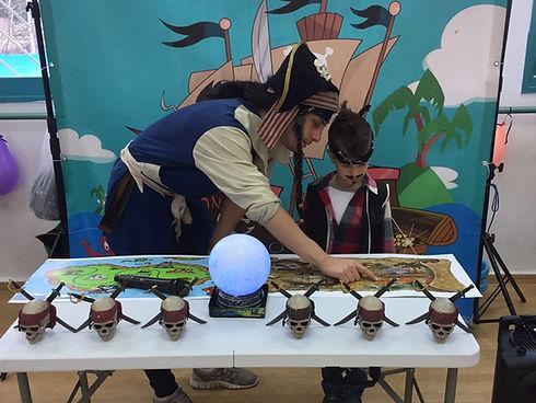 אירוע פרטי לילדים אריק הקוסם