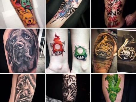 Hautdesign-Tattoo wünscht einen guten Rutsch ins neue Jahr!