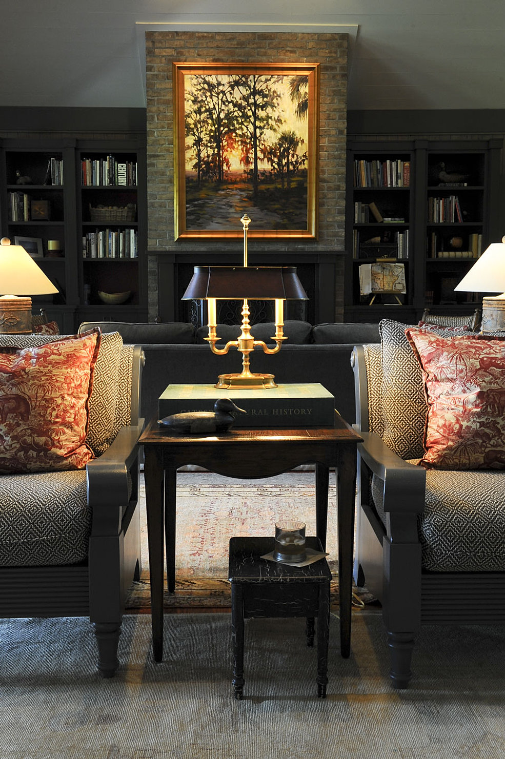 Linn Gresham Haute Decor Interior Design Savannah