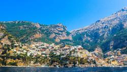 Mountainside Positano