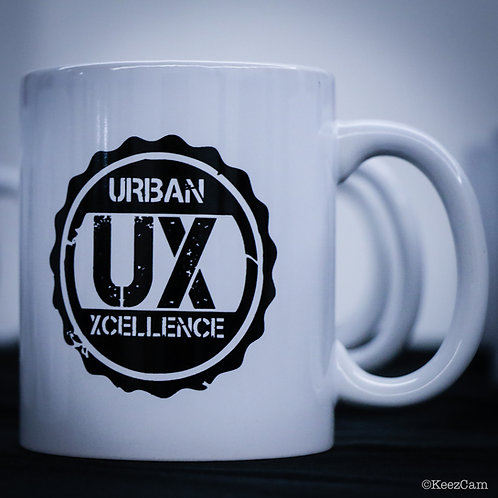 Urban Xcellence Ceramic Cup (11oz.)