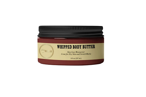 """Whipped Body Butter """"Glow and Tell"""""""