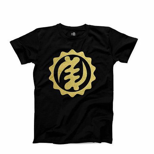 The Supremacy of God Symbol (Gold Foil)