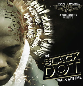 "Album ""Walk With Me"" by The Black Dot"