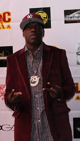 Photo of the Black Dot author of Hip Hop Decoded and Urban Culture Decoded
