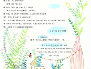 Participez à Ciné-Ma-Santé sur la Bio diversité et le gaspillage alimentaire