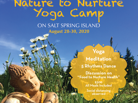 Yoga Camp 2020