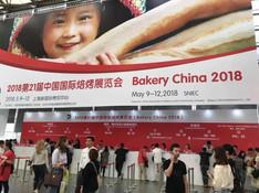 Bakery China 2018, Shanghai
