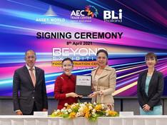 AWC announces a strategic partnership with BLI