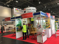 Natural & Organic Product Europe 2019, London, UK