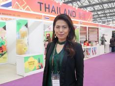 บทสัมภาษณ์งาน Hotelex & Fine Food Shanghai 2018
