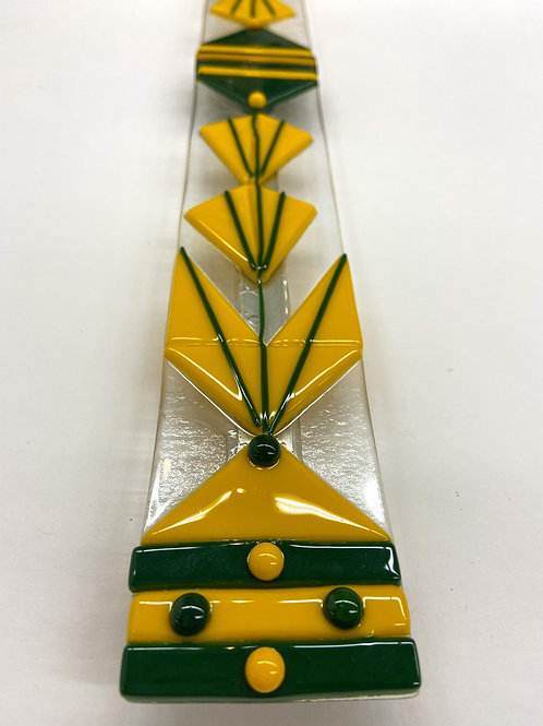 Packer - Fused Glass Totem