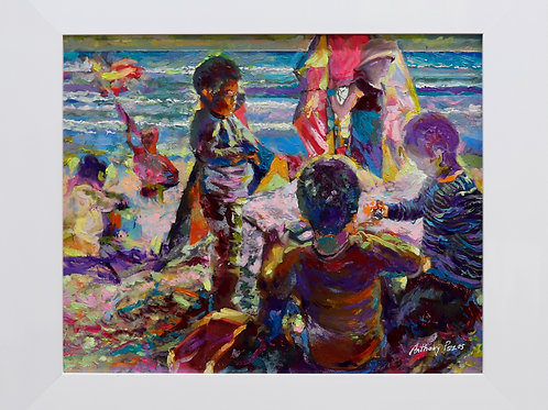 3 Boys on the Beach