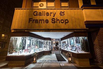 Gallery Frame Shop Casy French FDL Fond du Lac Photographer