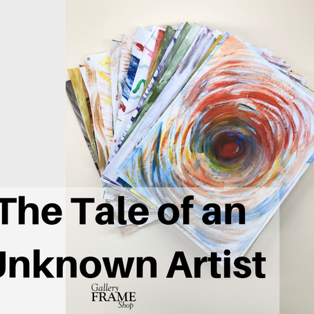 The Tale of an Unknown Artist