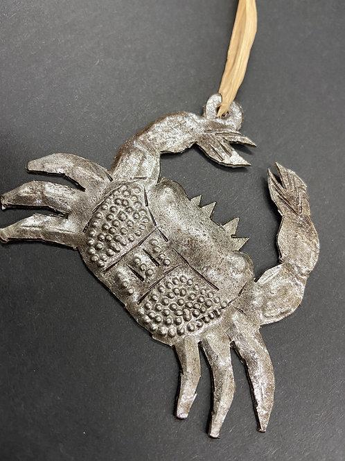 Crab Ornament - Fair Trade