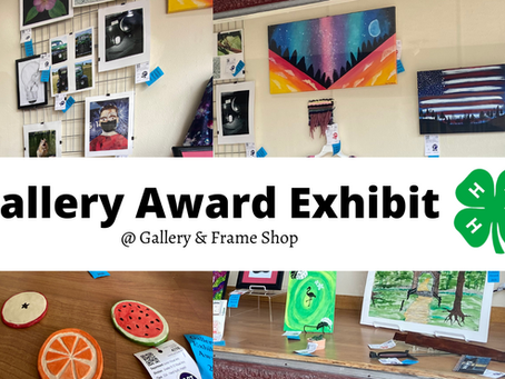 4H Gallery Award Exhibit