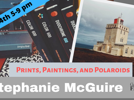 Stephanie McGuire - Designer in and out of the Shop
