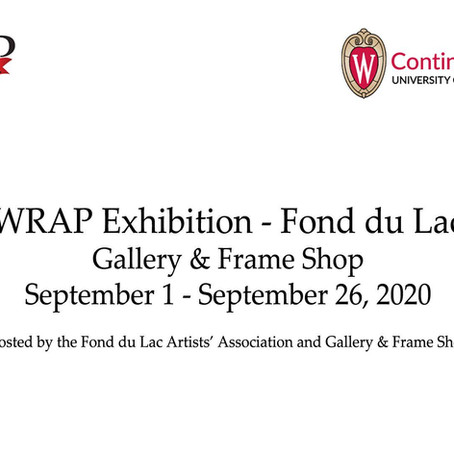 WRAP Show at Gallery & Frame Shop