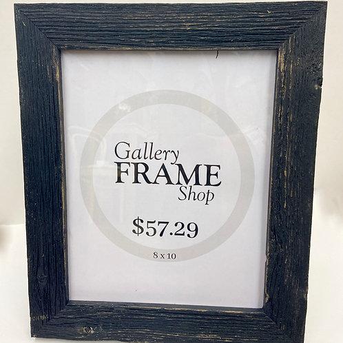 Rustic Black Frame 8x10