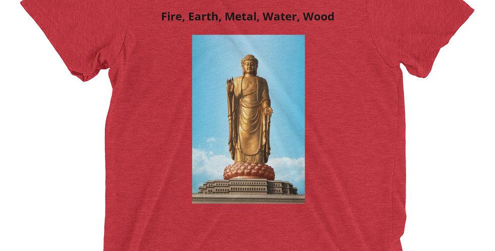 Buddha TCM Short sleeve t-shirt