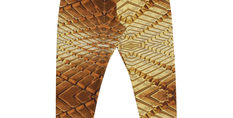 Joggers Gold