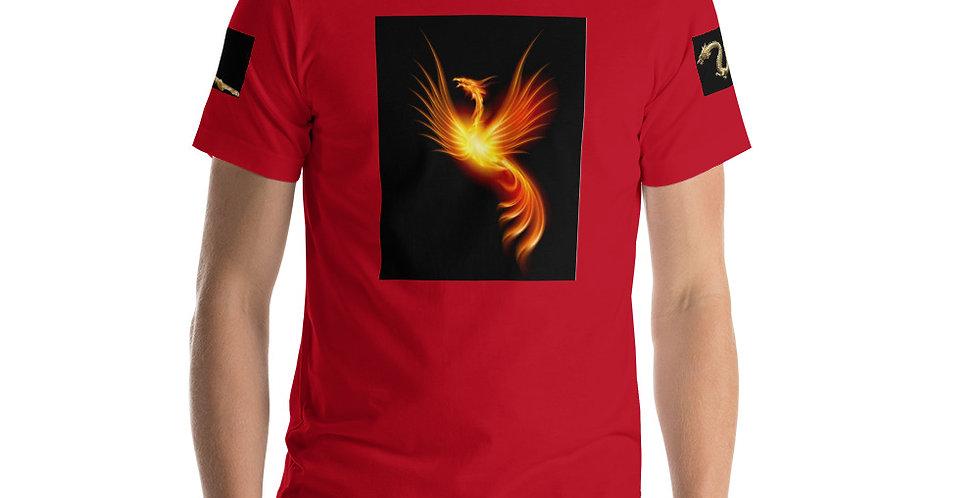 Feng Shui - Short-Sleeve Unisex T-Shirt - Fire Element