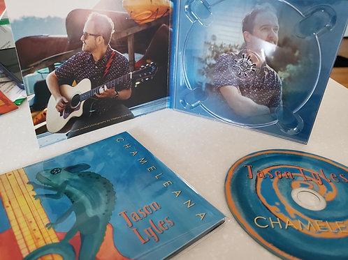 Chameleana on CD