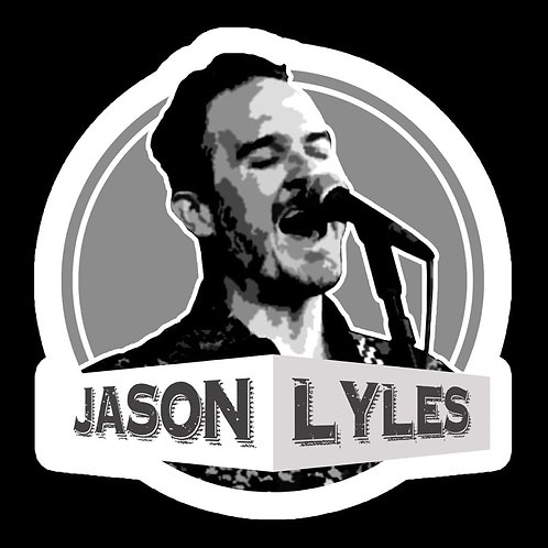 Jason Lyles sticker